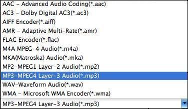 Video to FLAC for Mac